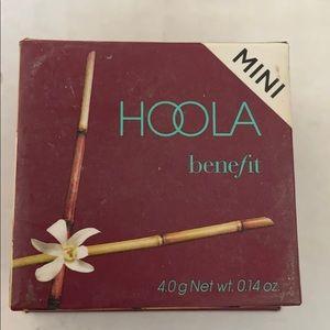 Benefit Hoola mini bronzer with brush